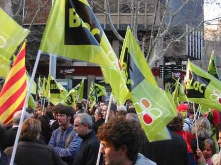 Manifestació març 2007