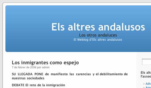 Bloc d'Els altres andalusos
