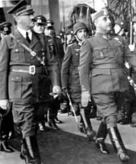 Franco i Hitler
