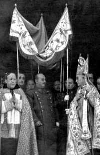 Franco i la esglesia